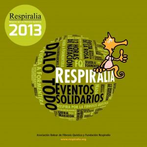 Revista Respiralia 2013