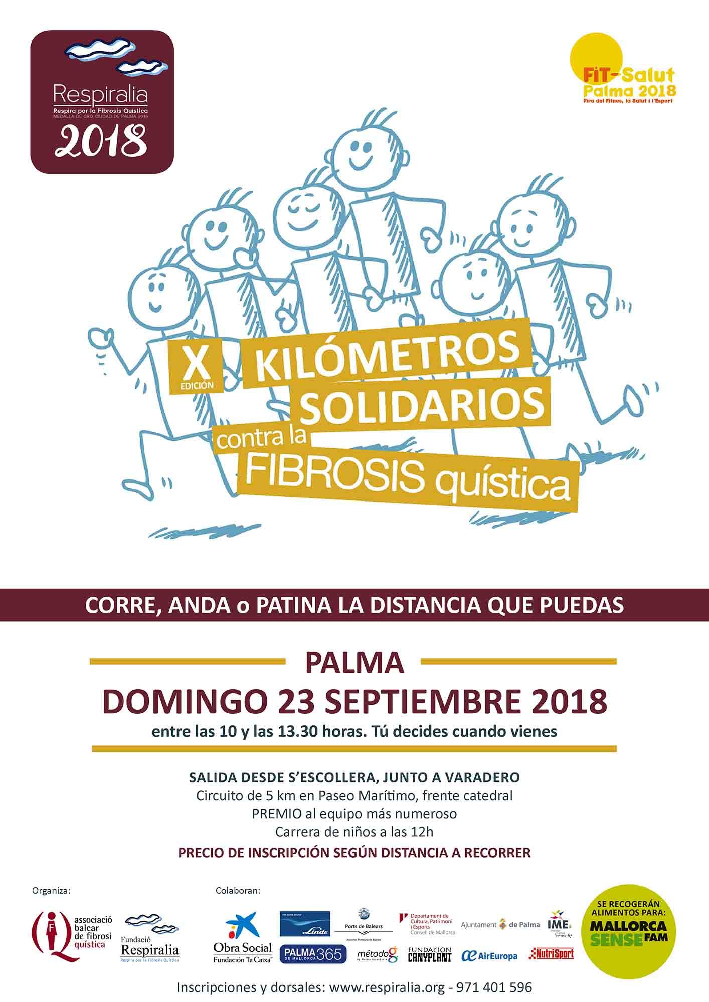 Cartel Kilómetros Solidarios 2018_baja