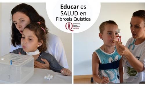 Programa Educar es Salud en Fibrosis Quistica