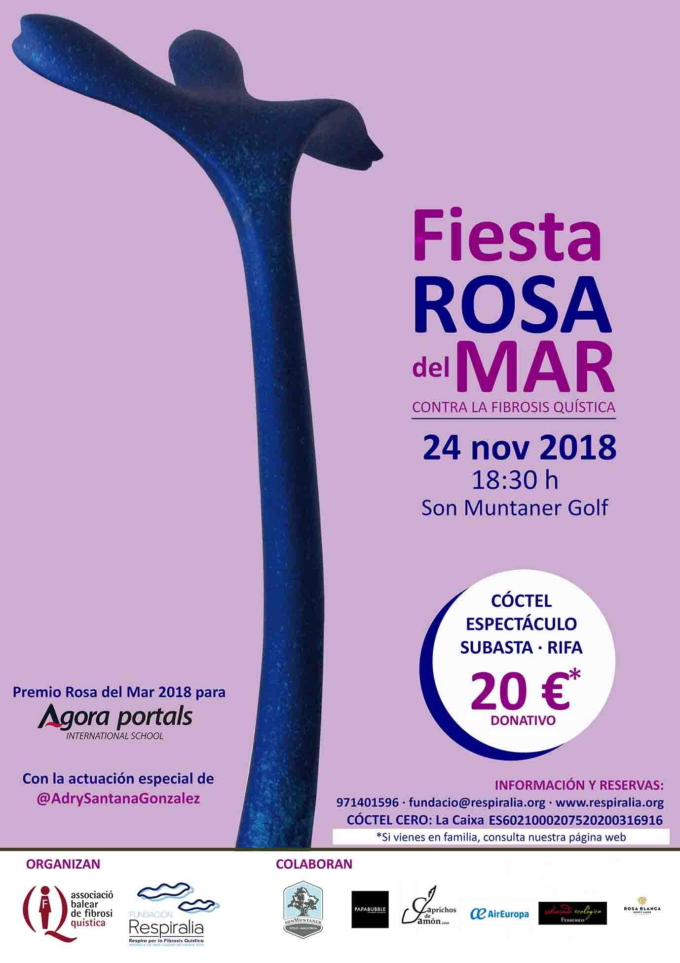 Cartel Fiesta Rosa del Mar 2018_baja