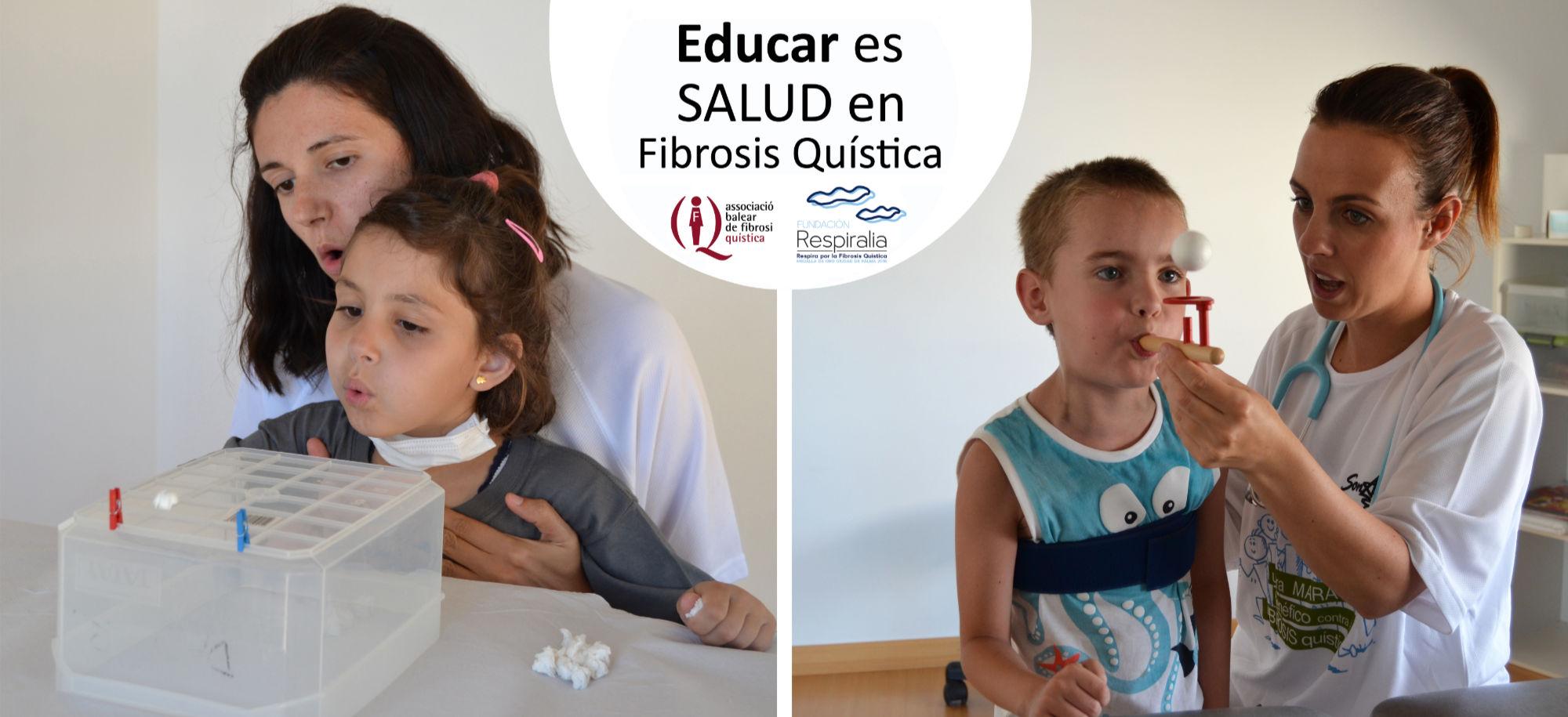 Imagen Educar es Salud