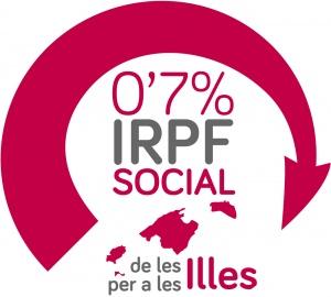 0,7% IRPF Cons. Afers Socials i Esports