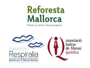 Reforesta Mallorca. Planta un arbol, dona oxigeno