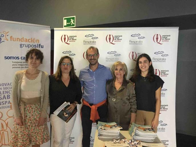 Fundacion Grupo Sifu y Fundacion Respiralia contra la Fibrosis Quistica
