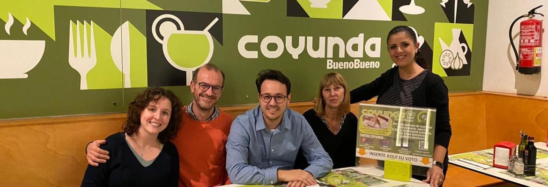Campaña Tartas Solidarias Coyunda 2019-2020