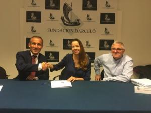 Convenio Fund. Barceló 2020