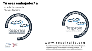 Insignia Embajador Respiralia