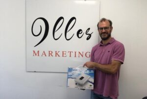 Donacion Illes Marketing aparato de Ozono