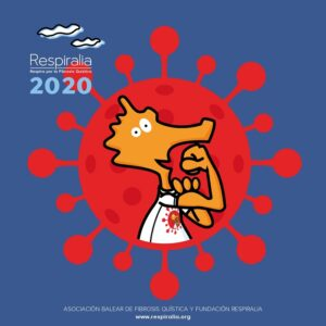 Portada revista Respiralia 2020