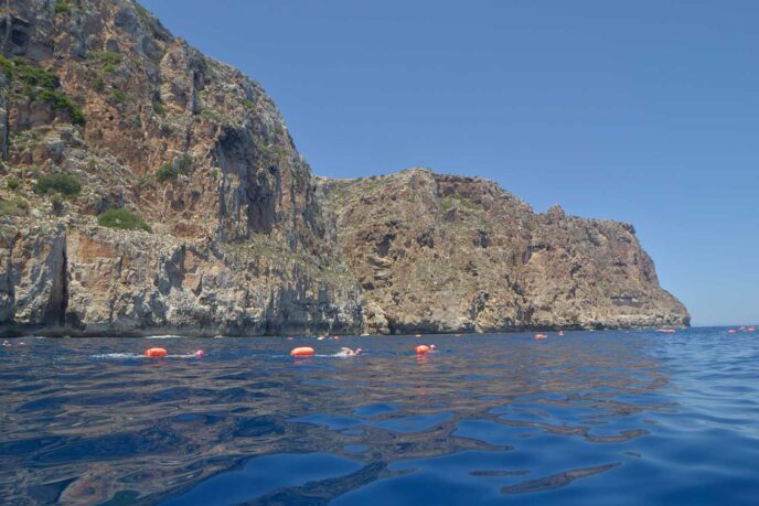 Respiralia en La Mola Formentera