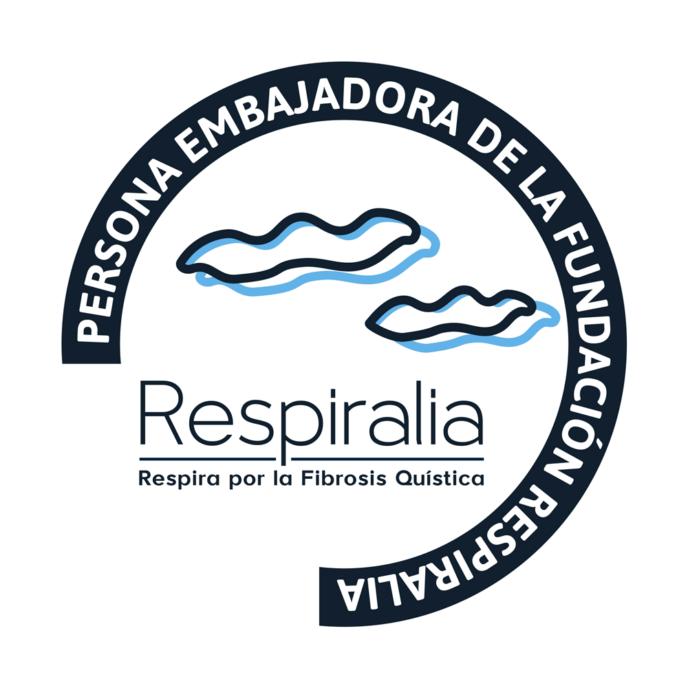 Insignia Fundación Respiralia
