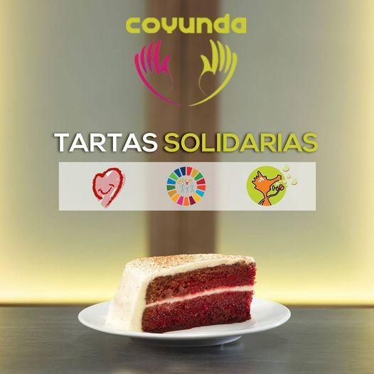 Tartas solidarias Coyunda