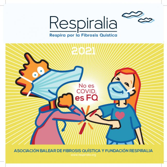 Portada revista Respiralia 2021