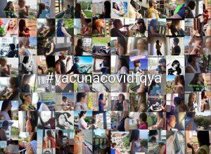 Campaña VacunaCovidFQYA