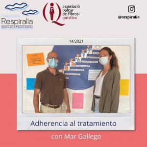 Adherencia al tratamiento en Fibrosis Quística