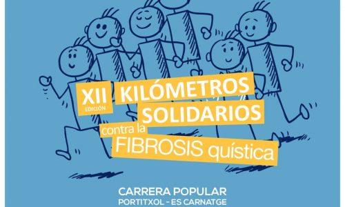 Cartel KM Solidarios contra la FQ